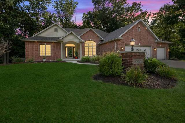 10027 Agora Place, Fort Wayne, IN 46804 (MLS #202139342) :: Anthony REALTORS