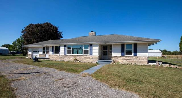 10904 State Road 10 Highway, Argos, IN 46501 (MLS #202139392) :: Aimee Ness Realty Group