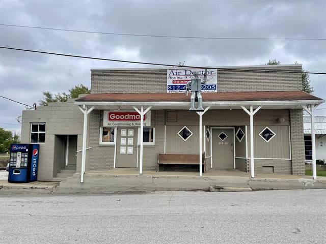 9458 E Main Street, Mackey, IN 47654 (MLS #202139470) :: Parker Team