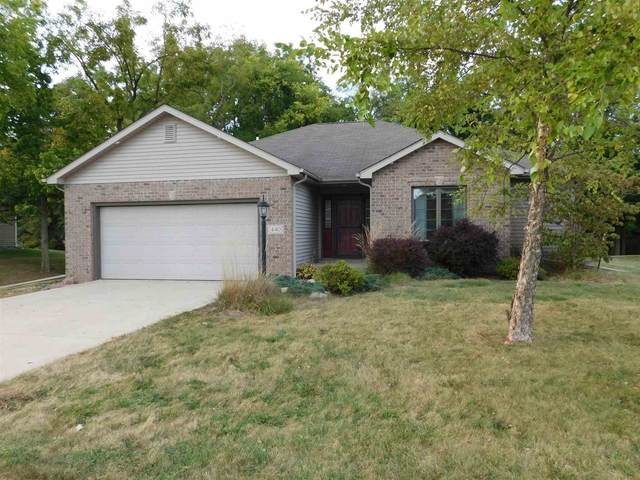 440 Nuthatch Drive, Warsaw, IN 46580 (MLS #202139489) :: Anthony REALTORS