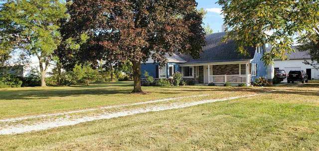 3303 W North County Line Road, Huntertown, IN 46748 (MLS #202139536) :: Anthony REALTORS