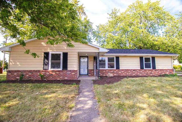 2503 Darwood Grove, New Haven, IN 46774 (MLS #202139546) :: Anthony REALTORS