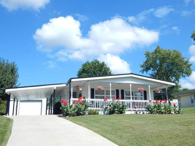 2819 29TH ST, Bedford, IN 47421 (MLS #202139562) :: Anthony REALTORS