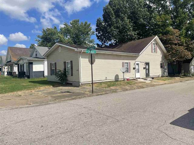 1320 S Grand Avenue A & B, Evansville, IN 47713 (MLS #202139575) :: Anthony REALTORS