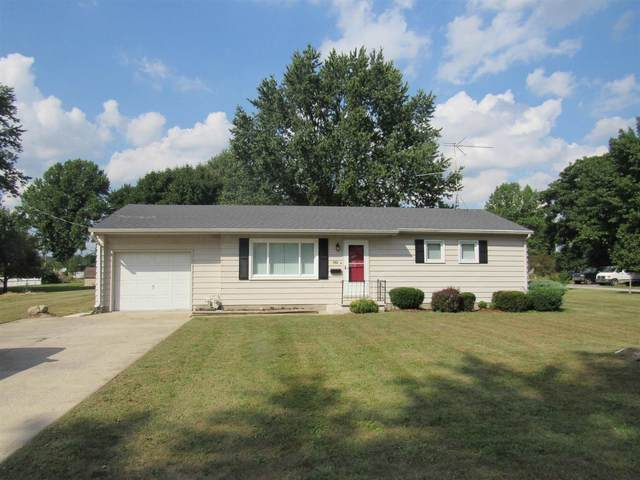 105 E 3rd Street, South Whitley, IN 46787 (MLS #202139608) :: Anthony REALTORS