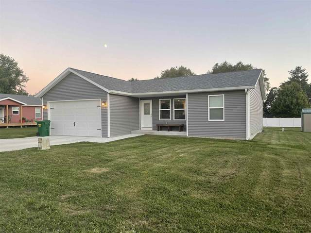 352 W North Street, Gosport, IN 47433 (MLS #202139610) :: Aimee Ness Realty Group