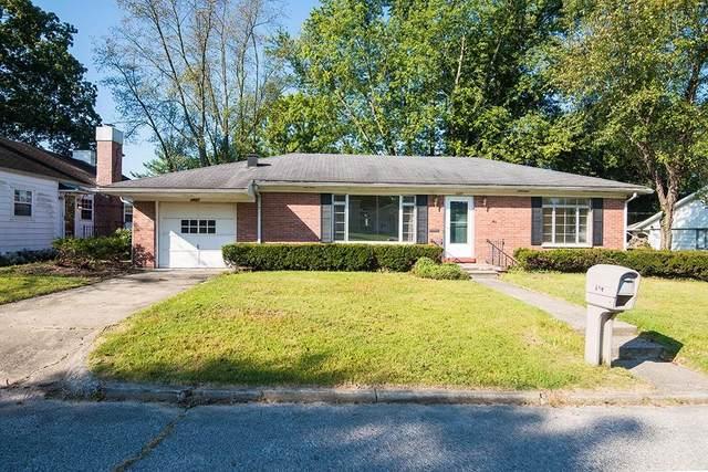 1607 Audubon Road, Vincennes, IN 47591 (MLS #202139644) :: Parker Team