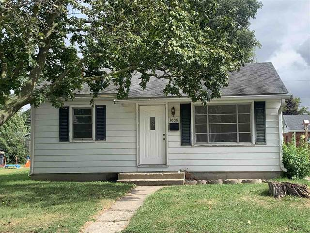 1008 N Indiana Avenue, Kokomo, IN 46901 (MLS #202139665) :: The Romanski Group - Keller Williams Realty
