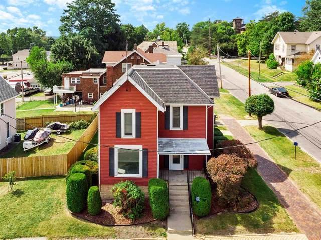 650 Cherry Street, Huntington, IN 46750 (MLS #202139700) :: Anthony REALTORS