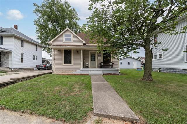 2009 Plum Street, New Castle, IN 47362 (MLS #202139840) :: Aimee Ness Realty Group