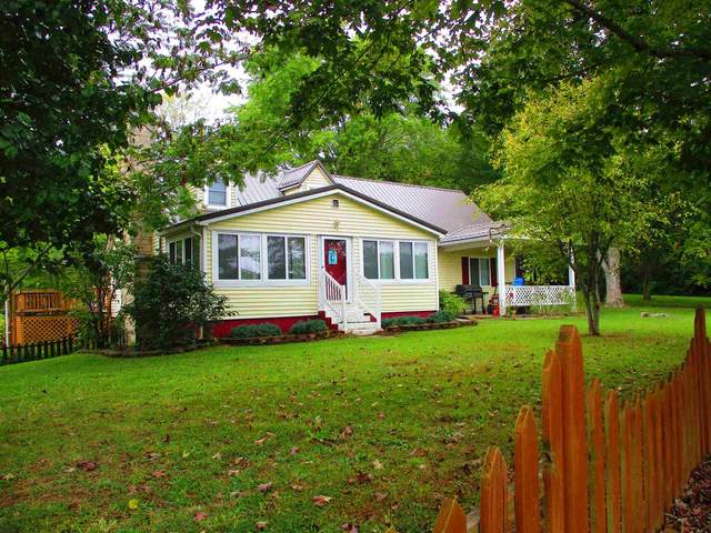 2031 S State 37 Road, Paoli, IN 47454 (MLS #202139843) :: Parker Team