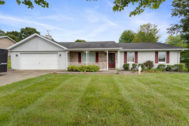 258 S Poinsettia Drive, Santa Claus, IN 47579 (MLS #202139873) :: Aimee Ness Realty Group