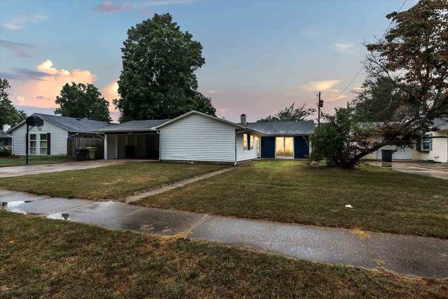 1157 Helmen Drive, South Bend, IN 46615 (MLS #202139916) :: Aimee Ness Realty Group