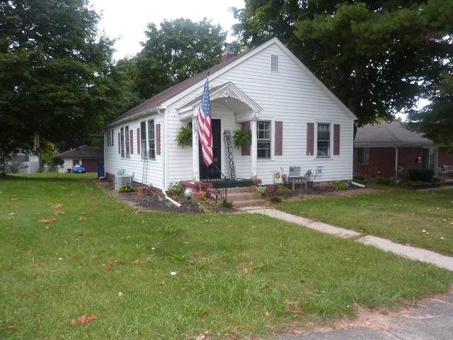 516 E Stephenson Street, Marion, IN 46952 (MLS #202139924) :: Aimee Ness Realty Group