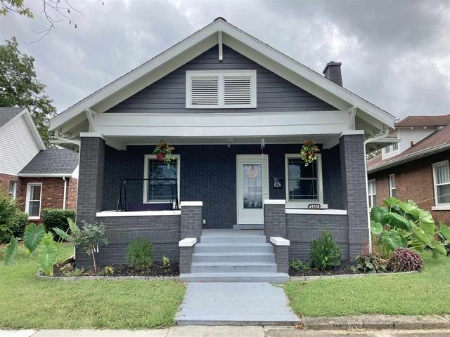 626 S 9th Street, Vincennes, IN 47591 (MLS #202139948) :: Aimee Ness Realty Group