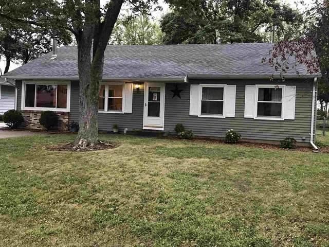1597 E Mason Dixon Drive, West Lafayette, IN 47906 (MLS #202140106) :: The Romanski Group - Keller Williams Realty
