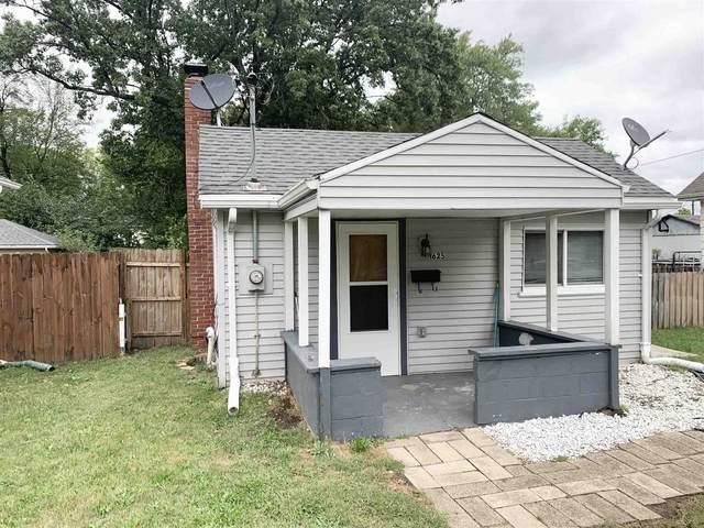 1625 Randolph Street, South Bend, IN 46613 (MLS #202140110) :: Parker Team