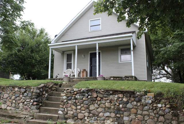 2206 S Branson Street, Marion, IN 46953 (MLS #202140124) :: Aimee Ness Realty Group