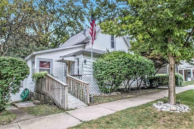 117 Crescent Street, Goshen, IN 46528 (MLS #202140133) :: Parker Team