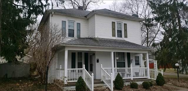 222 E Carl Street, Winchester, IN 47394 (MLS #202140177) :: The ORR Home Selling Team