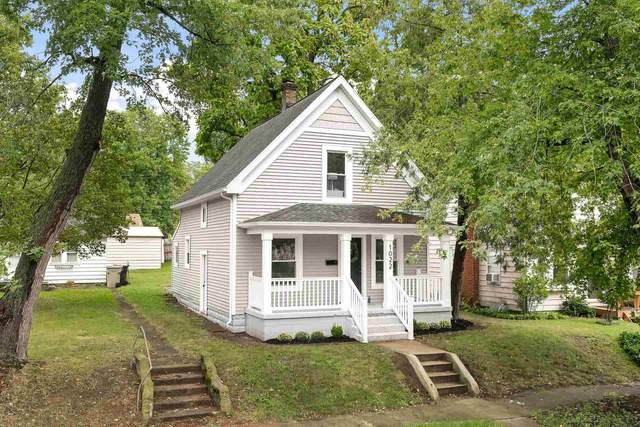 1022 Foster Street, South Bend, IN 46617 (MLS #202140221) :: Aimee Ness Realty Group