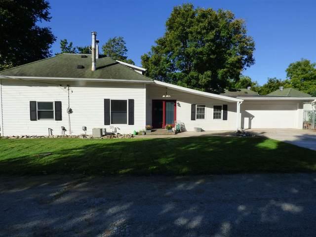 3884 E Michigantown Road, Frankfort, IN 46041 (MLS #202140264) :: The Romanski Group - Keller Williams Realty