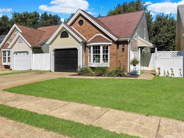 1700 Greencastle Drive, Evansville, IN 47715 (MLS #202140349) :: Parker Team