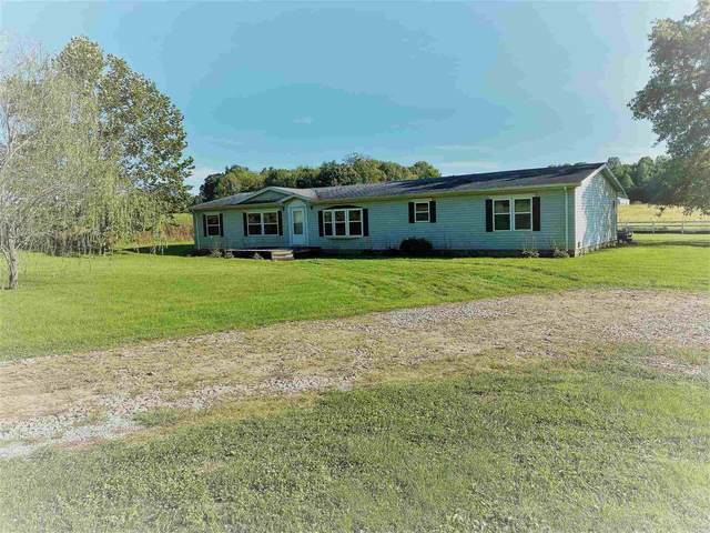 198 Green Acres Road, Mitchell, IN 47446 (MLS #202140369) :: Parker Team