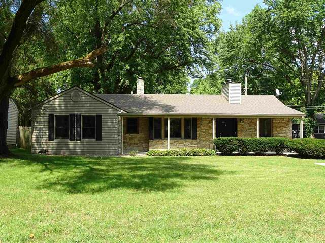 3908 W Woodway Drive, Muncie, IN 47304 (MLS #202140387) :: The ORR Home Selling Team