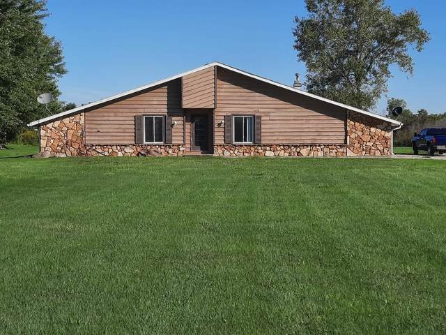 11414 E Cr 50 S, Parker City, IN 47368 (MLS #202140394) :: The ORR Home Selling Team
