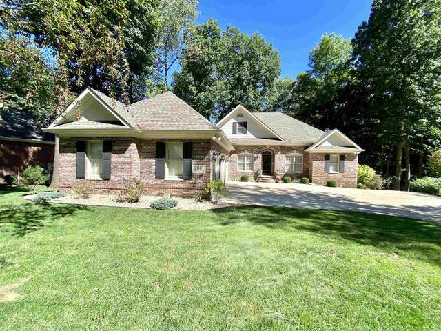 2801 E Pointe Cove Road, Bloomington, IN 47401 (MLS #202140395) :: Parker Team