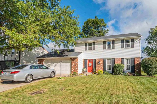 8511 Fox Home Drive, New Haven, IN 46774 (MLS #202140399) :: Parker Team