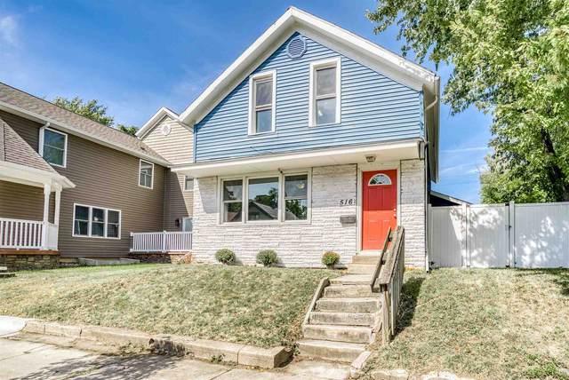 516 Lavina Street, Fort Wayne, IN 46802 (MLS #202140403) :: Parker Team