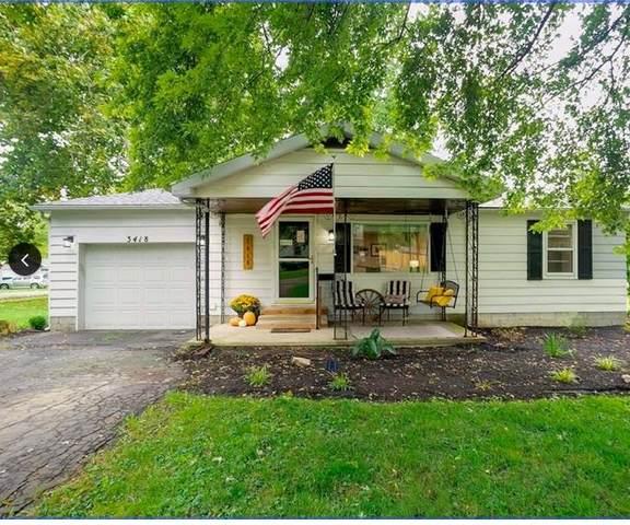 3418 N Linden Street, Muncie, IN 47304 (MLS #202140425) :: The ORR Home Selling Team