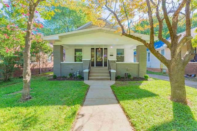 1518 Howard Street, Evansville, IN 47713 (MLS #202140438) :: Parker Team