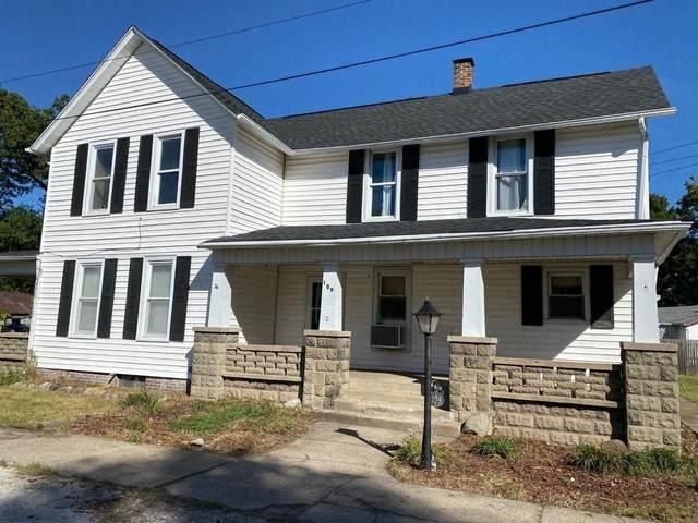 109 Madison Street, Hamlet, IN 46532 (MLS #202140448) :: Parker Team