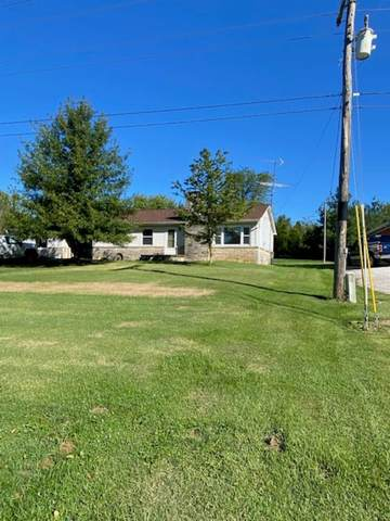 2091 E State Rd 64 Road, Huntingburg, IN 47542 (MLS #202140449) :: Parker Team