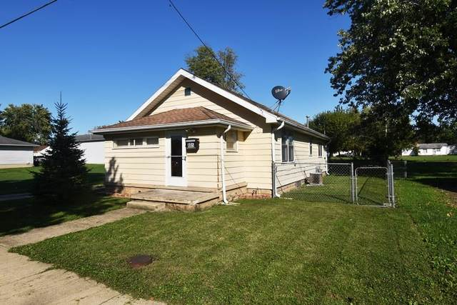 805 Walsh Avenue, Frankfort, IN 46041 (MLS #202140451) :: Parker Team