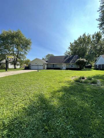 1409 W Crestview Drive, Muncie, IN 47302 (MLS #202140465) :: The ORR Home Selling Team
