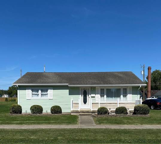 473 E Market Street, Spencer, IN 47460 (MLS #202140480) :: Aimee Ness Realty Group
