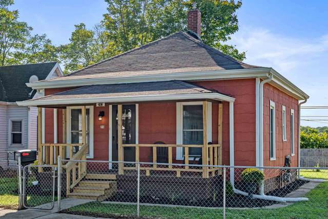 213 S 6th Street, New Castle, IN 47362 (MLS #202140481) :: Aimee Ness Realty Group