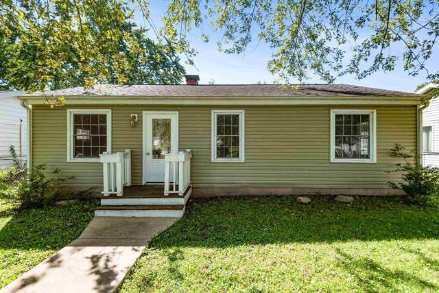 915 W Barber Street, Hartford City, IN 47348 (MLS #202140482) :: Aimee Ness Realty Group