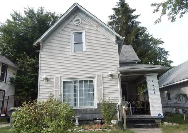 1108 Nichol Avenue, Anderson, IN 46016 (MLS #202140489) :: The ORR Home Selling Team