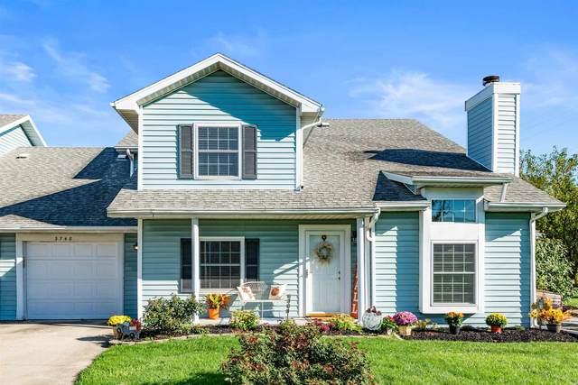 3748 N Lakeside Drive, Muncie, IN 47304 (MLS #202140490) :: The ORR Home Selling Team