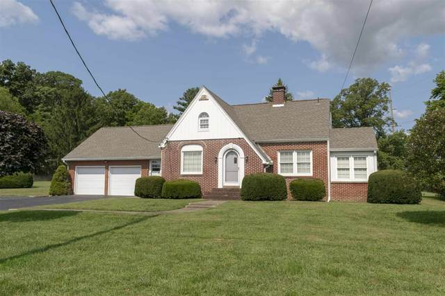2705 W Haven Drive, Lawrenceville, IL 62439 (MLS #202140493) :: Aimee Ness Realty Group
