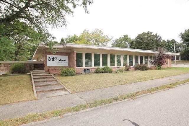 125 Baum Street, Avilla, IN 46710 (MLS #202140498) :: The ORR Home Selling Team