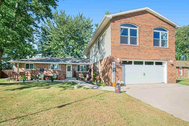 2174 Sycamore Drive, Rochester, IN 46975 (MLS #202140506) :: JM Realty Associates, Inc.