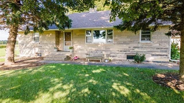 7430 N County Road 300 W Road, Middletown, IN 47356 (MLS #202140542) :: The ORR Home Selling Team