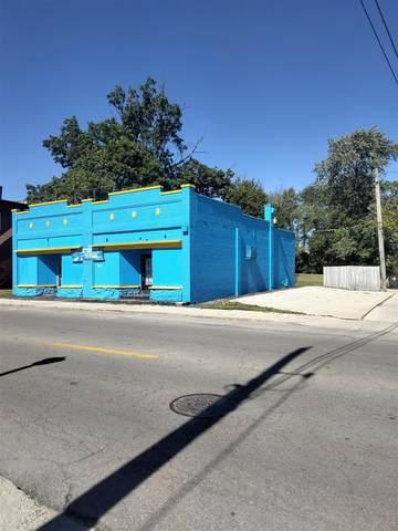 811 E Pontiac Street, Fort Wayne, IN 46803 (MLS #202140553) :: TEAM Tamara