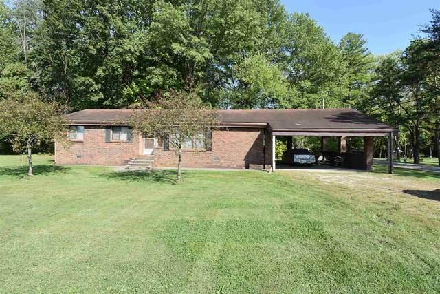 1260 W Gabbard Avenue, Linton, IN 47441 (MLS #202140556) :: The ORR Home Selling Team